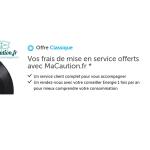 Offre Direct Energie avec MaCaution.fr